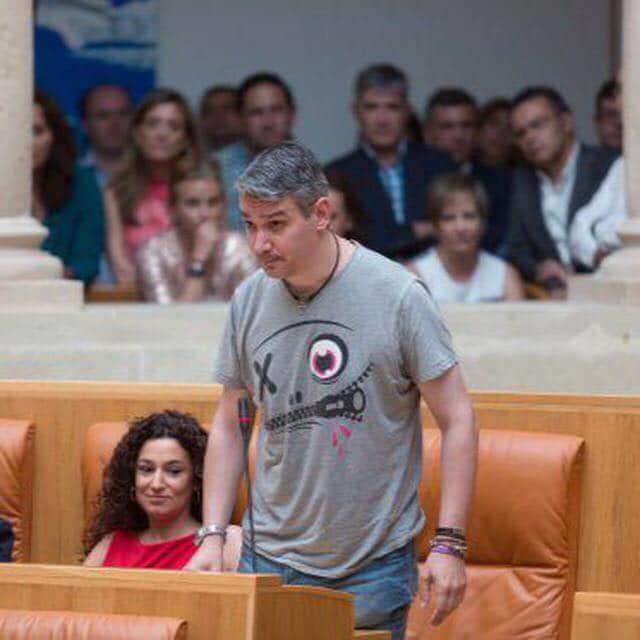 Photo of Germán Cantabrana se compromete a seguir trabajando por los riojanos a pesar de su despido por Podemos
