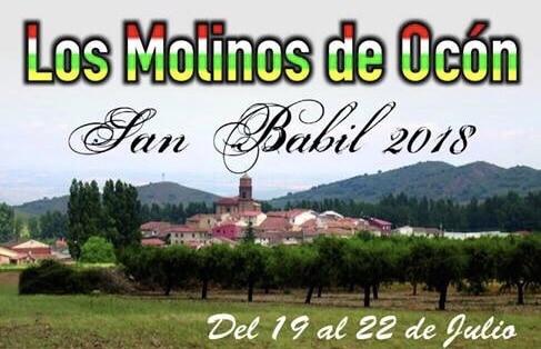 Photo of Los Molinos de Ocón celebran sus fiestas este fin de semana.