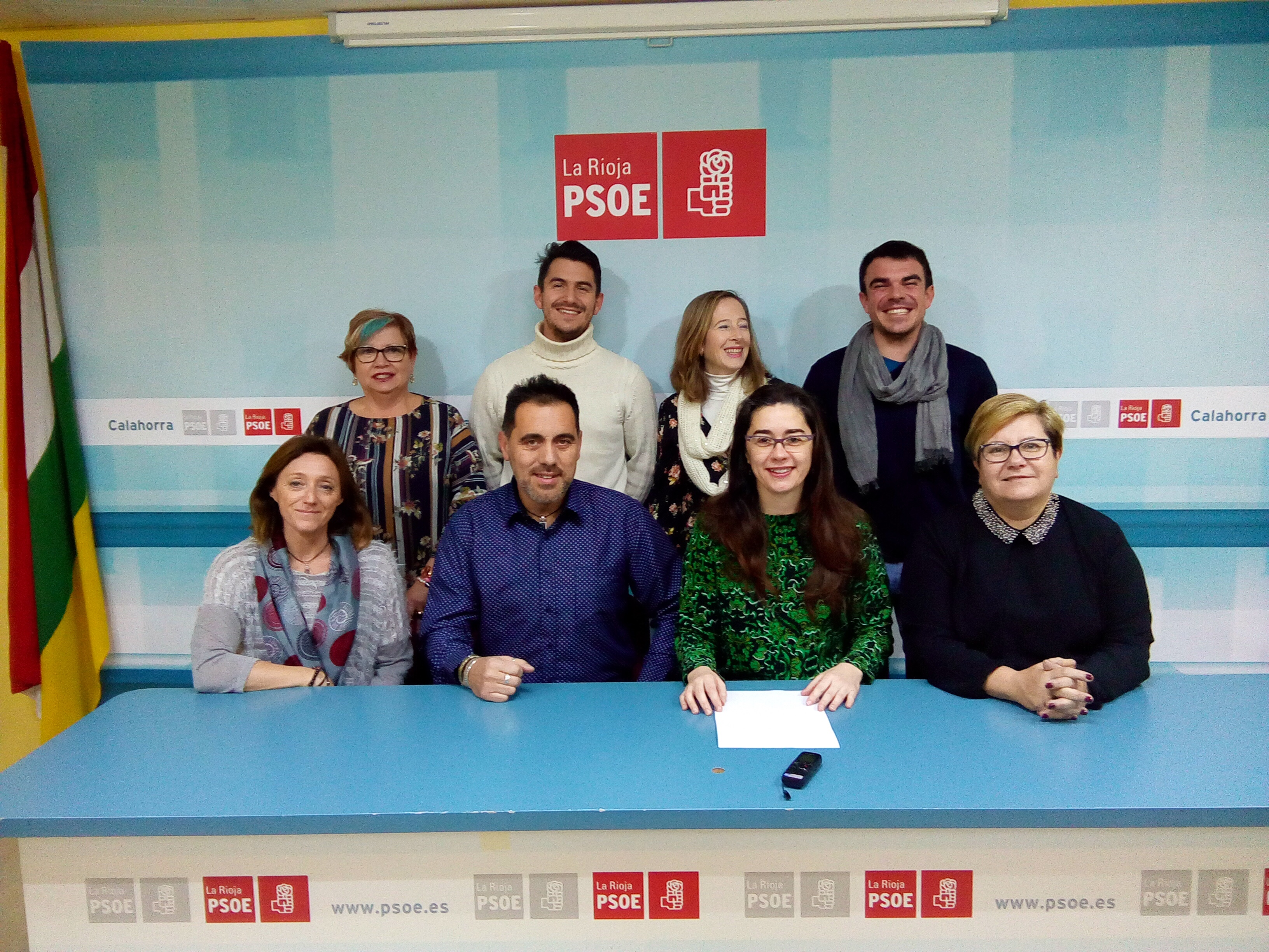 Photo of El PSOE se vuelve a quedar solo en su negativa a los presupuestos de Calahorra.