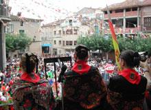 Photo of Del 23 al 29 de agosto, Aldeanueva celebra sus fiestas patronales en honor a San Bartolomé.