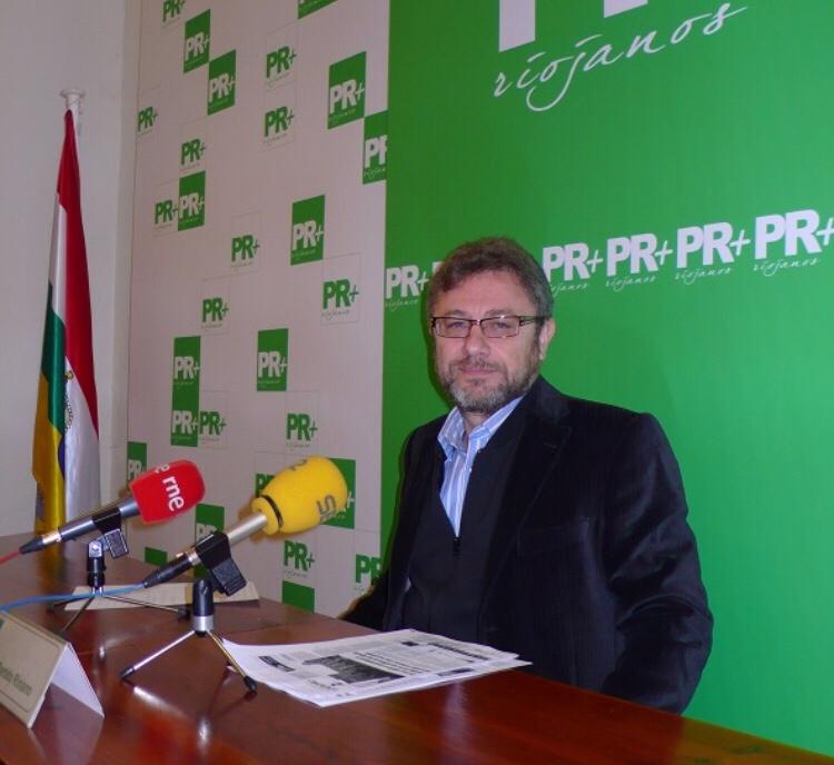 Photo of El Partido Riojano considera un ataque intolerable la inclusión del euskera en el Estatuto de Autonomía.