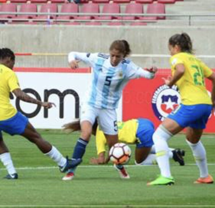 Photo of Vanesa Santana, nueva jugadora del EDF Logroño.