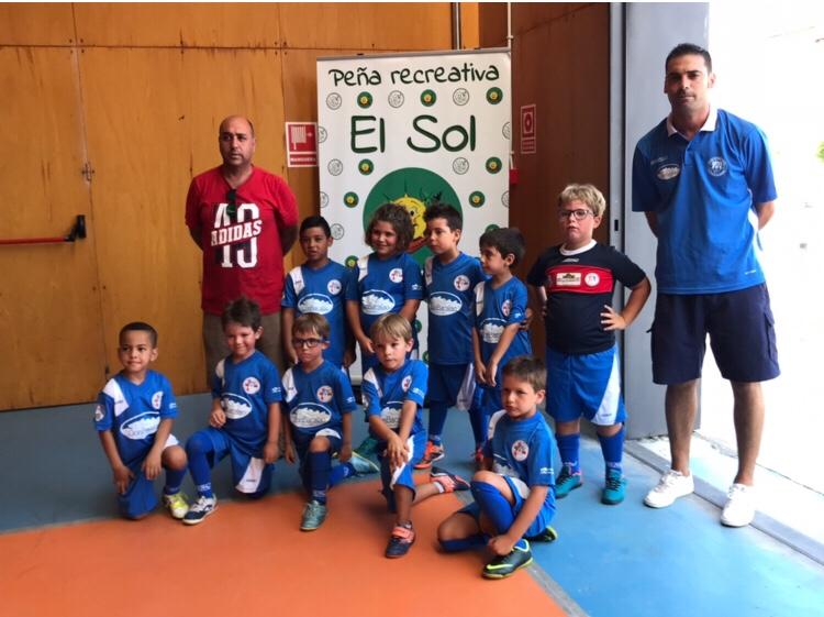 Photo of Comienzan las finales del XXXI trofeo pequeñín de fútbol sala de Calahorra