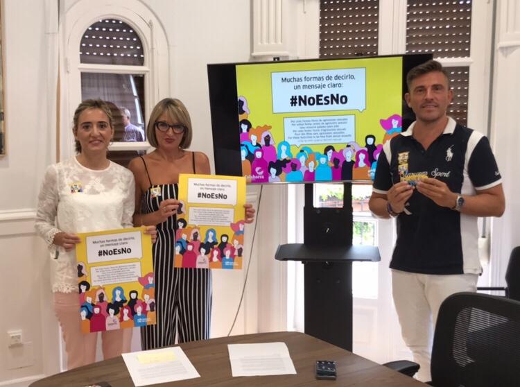 Photo of El Ayuntamiento de Calahorra se suma a la campaña impulsada por el Gobierno de La Rioja para evitar conductas y agresiones sexistas en las fiestas patronales