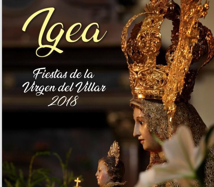 Photo of Igea celebra sus fiestas del 31 de agosto al 9 de septiembre.