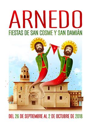 Photo of Arnedo celebrará del 26 de septiembre al 2 de octubre sus fiestas patronales.