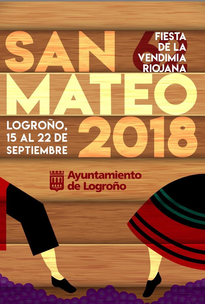 Photo of Programa de fiestas de San Mateo.