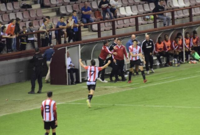 Photo of Empate a nada  UD Logroñés 0 – Arenas 0.