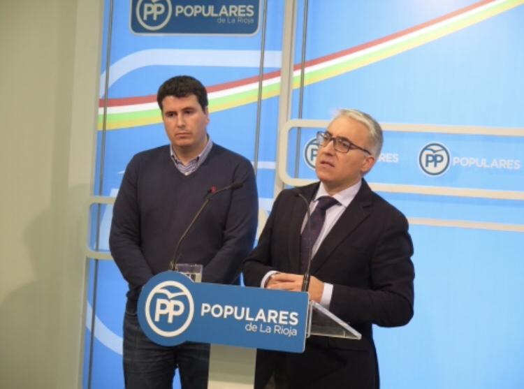 Photo of El PP acusa al PSOE de querer euskaldunizar La Rioja con sus enmiendas a la reforma del Estatuto de Autonomía .