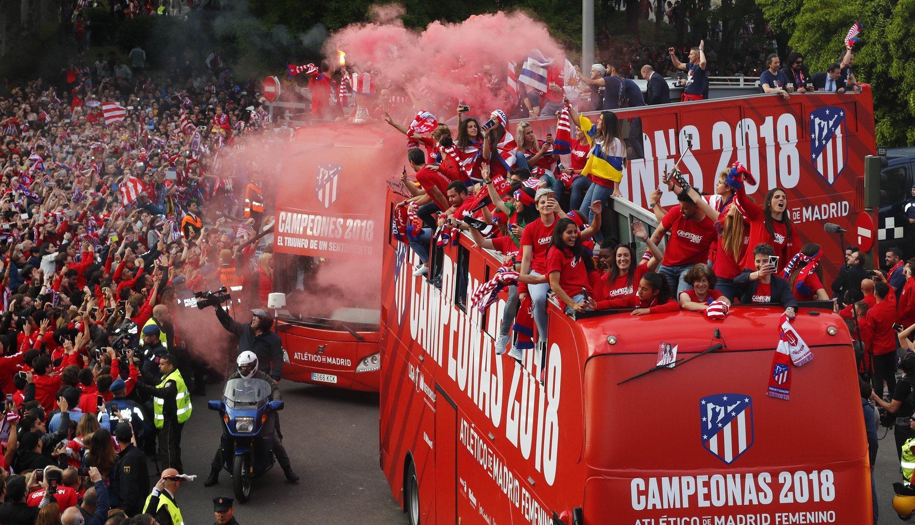 Photo of El Atlético de Madrid regresa a Las Gaunas para enfrentarse al EDF Femenino y nosotros te invitamos a verlo.