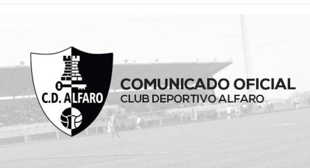Photo of El CD Alfaro deberá renovar su junta directiva en junio de este año.
