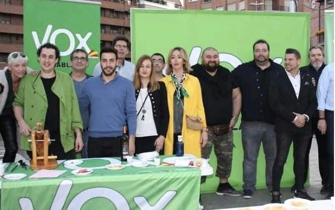 Photo of Una candidata, de las llamadas «tapada», podría ser la elección de VOX en Calahorra.