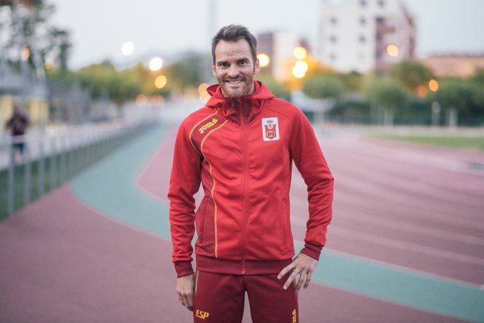 Photo of Javier Bazo se cuelga el bronce en el campeonato de España Máster de 800m M35
