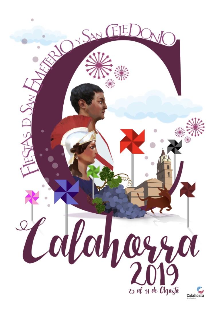 Photo of Programa de fiestas de agosto en Calahorra