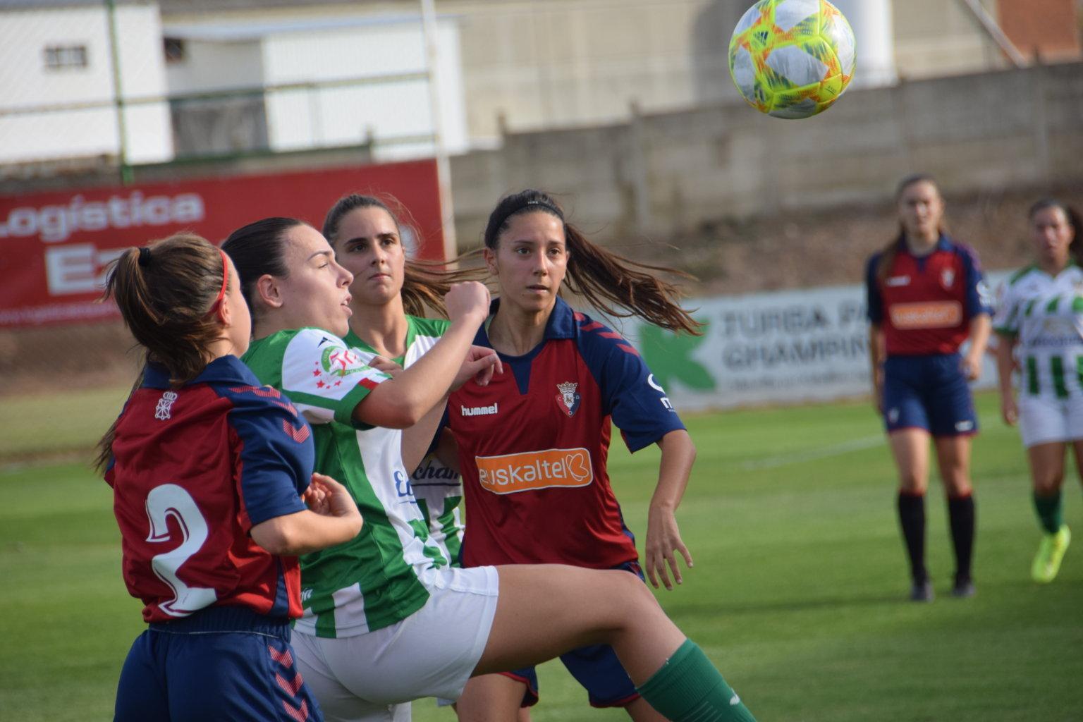 Photo of Victoria de equipo. El CD Pradejón femenino firma su tercera victoria consecutiva