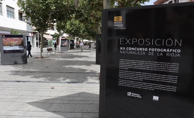 Photo of El Mercadal sigue acogiendo las mejores imágenes del concurso fotográfico Naturaleza de La Rioja