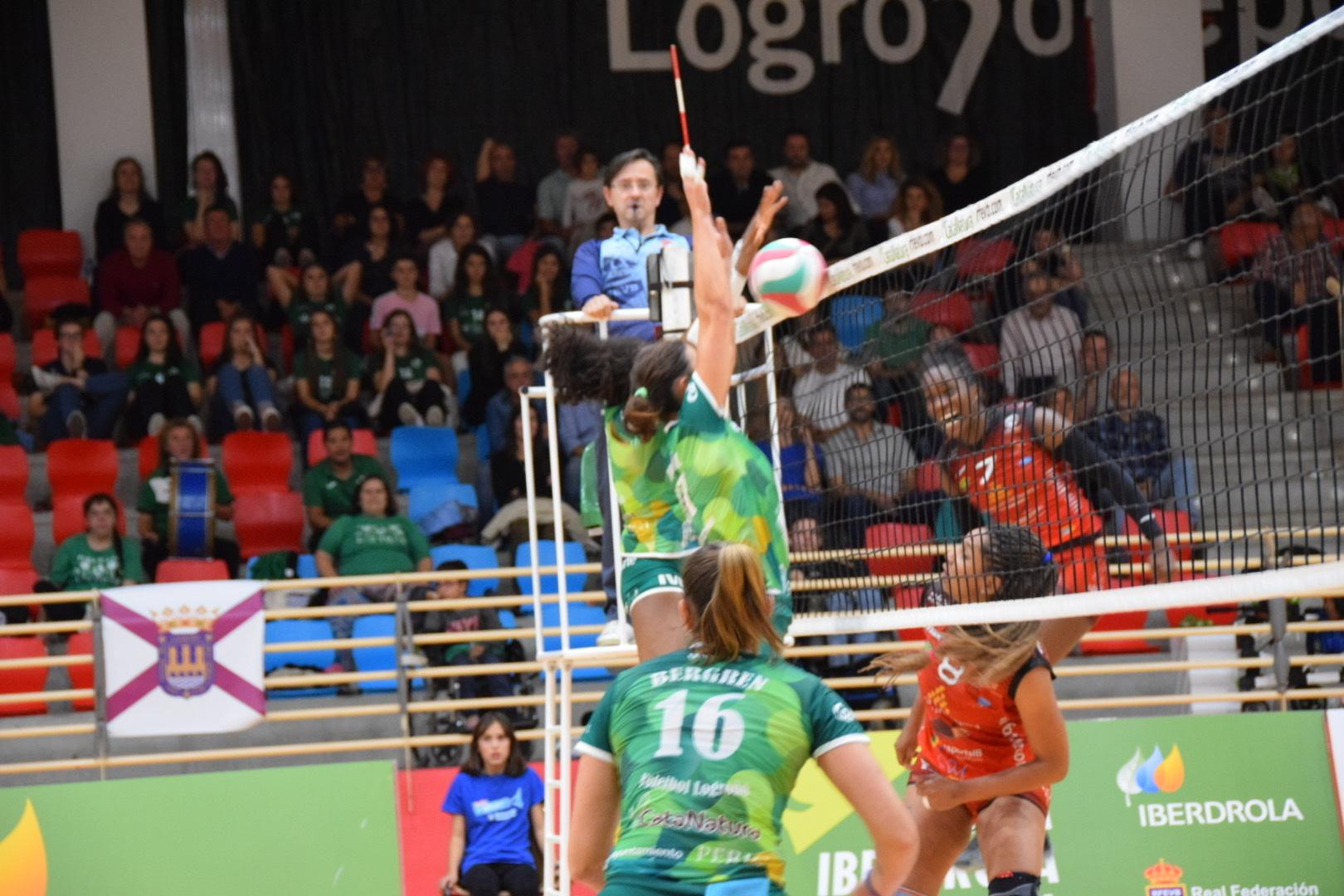 Photo of El Voleibol Logroño gana 0-3 en un muy igualado encuentro al IBSA CV CCO 7 Palmas