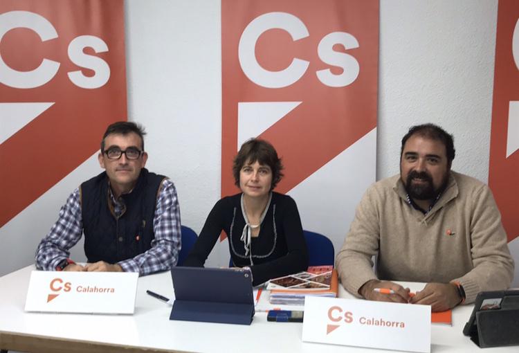 Photo of Para Cs Calahorra los presupuestos del PSOE comprometen el desarrollo de Calahorra