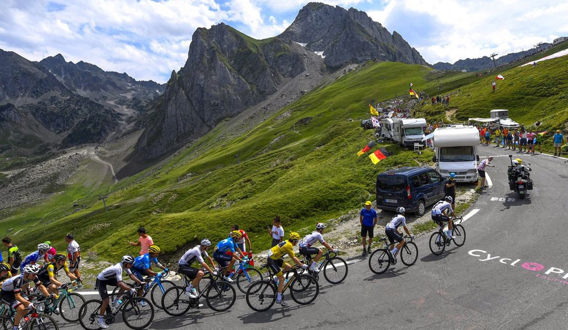 Photo of La Vuelta a España del Tourmalet ascenderá Moncalvillo