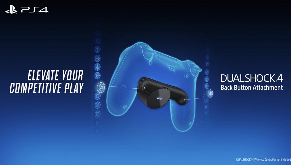 Photo of PlayStation sacará un accesorio que convertirá en scuf sus mandos convencionales