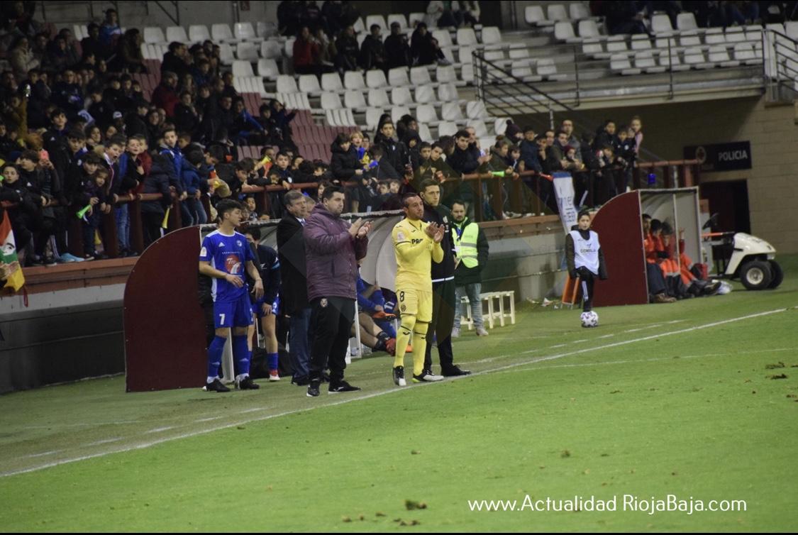 Photo of Más imágenes del Comillas- Villarreal de Copa del Rey