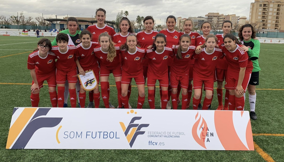 Photo of Gran debut de las selecciones riojanas femeninas en los campeonatos de España