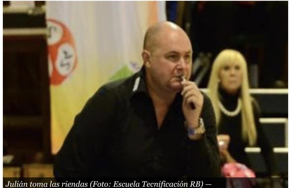 Photo of El CD Promete vuelve a sentar a Julián Martínez Alman en su banquillo