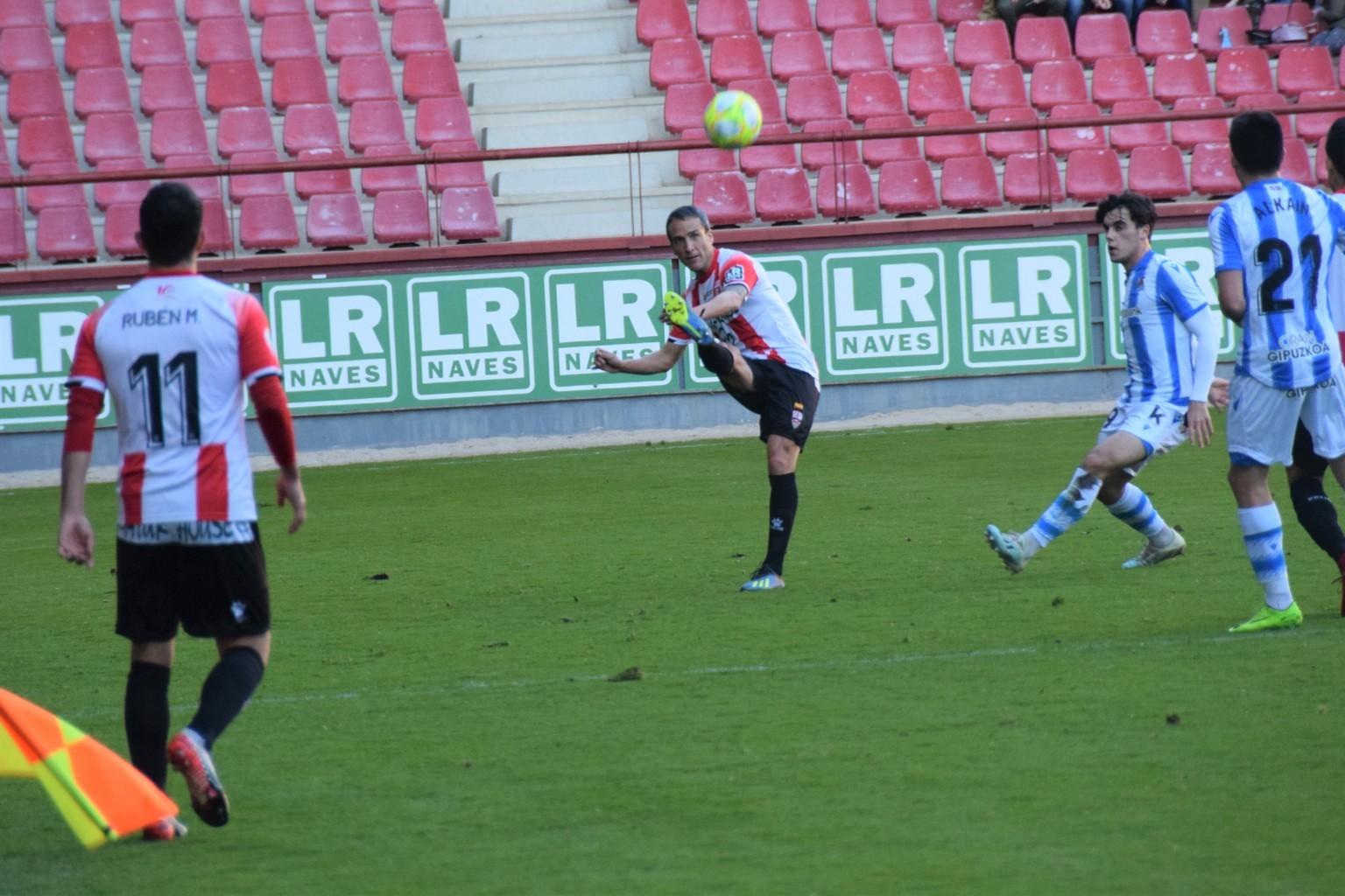 Photo of Los Reyes Magos no trajeron goles. La crónica de Ángel Sedano (UD Logroñés 0- Sanse 0)