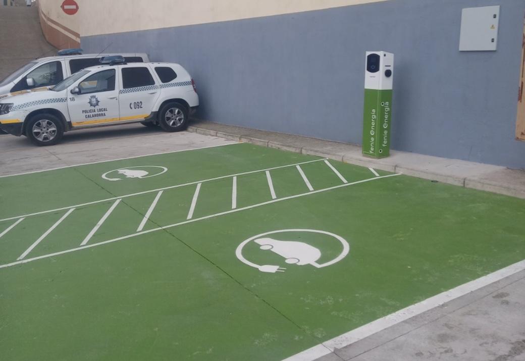 Photo of Dos nuevos puntos de recarga de vehículos eléctricos para uso público en Rioja Baja