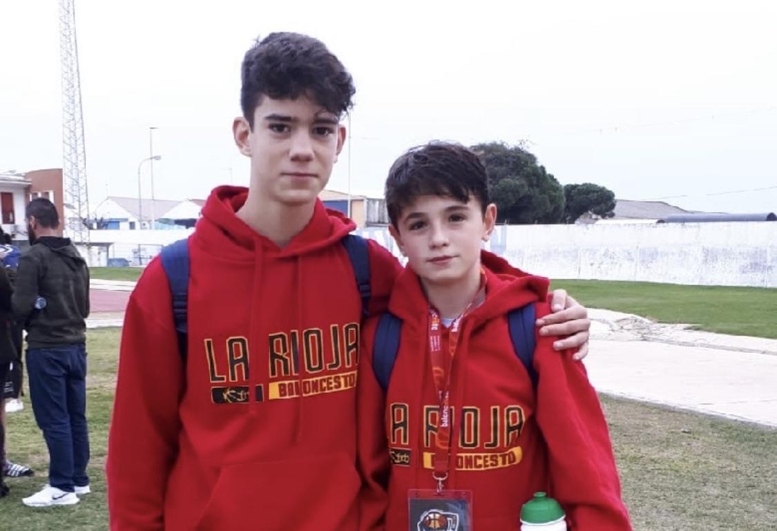 Photo of Seis jugadores del ABQ Calahorra en los campeonatos de España