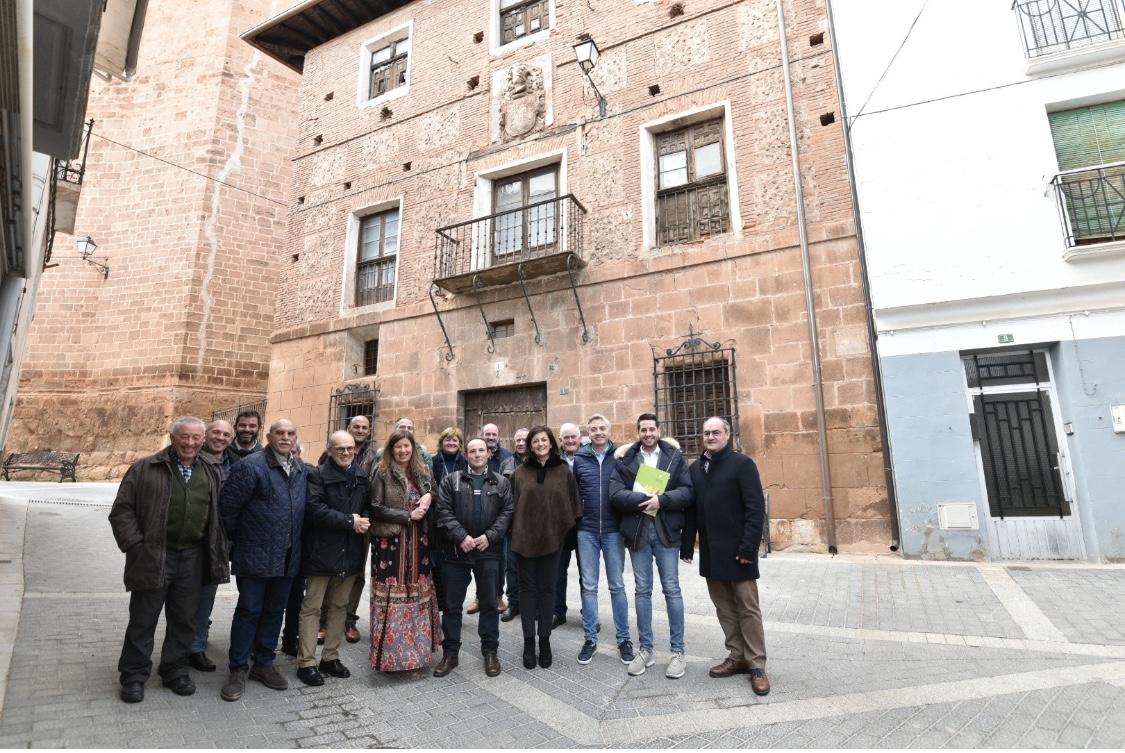 Photo of El Gobierno de La Rioja se reúne con algunos alcaldes de municipios de Arnedo y la alcaldesa de Autol