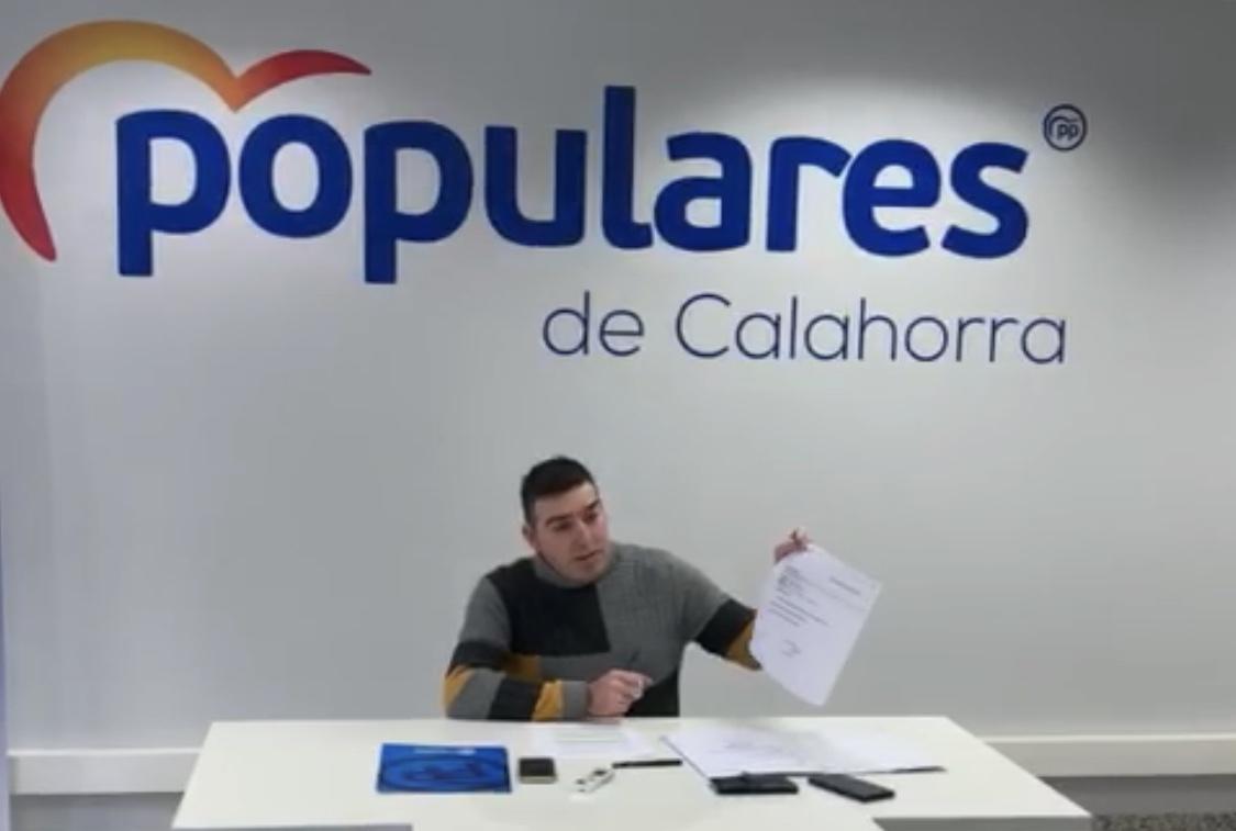 Photo of El PP de Calahorra denuncia que a 20 de enero no haya borrador de presupuestos