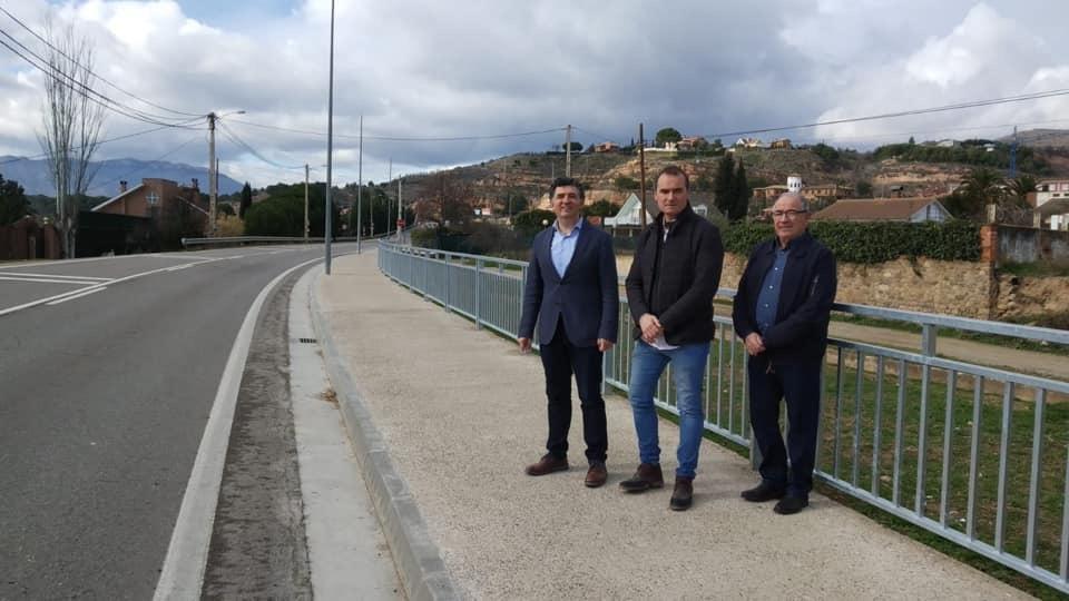 Photo of El PP de Arnedo critica la falta de invitación a otros grupos a la inauguración de las aceras de la LR-115
