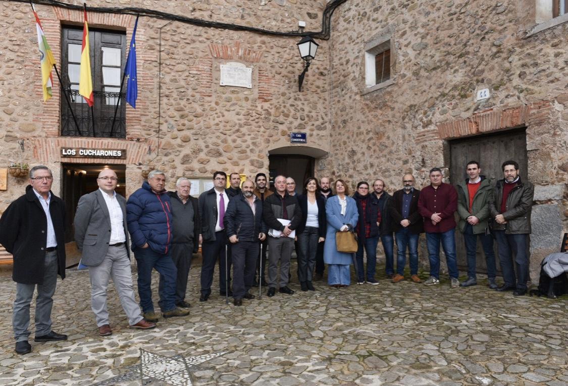 Photo of El Gobierno de La Rioja retomará la construcción de una residencia de ancianos en Torrecilla