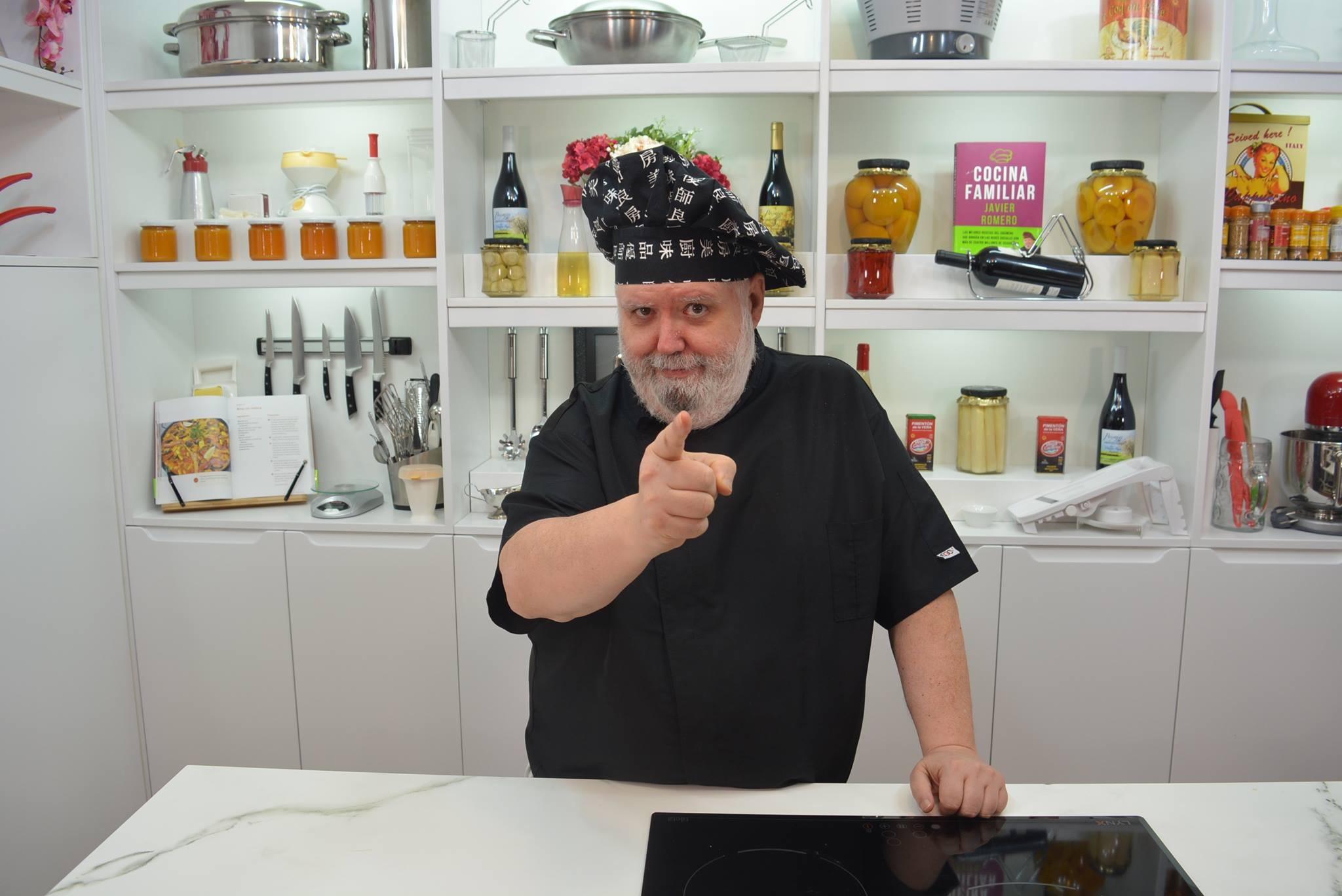 Photo of El cocinero Javier Romero será el pregonero de la Semana Verde de Alfaro