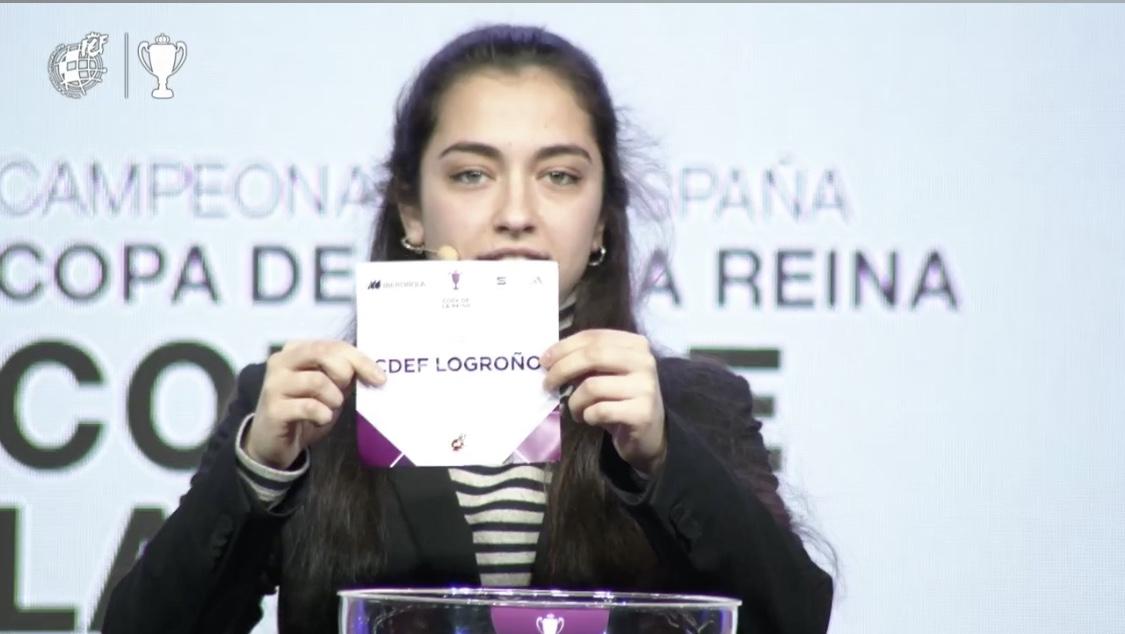 Photo of El EDF Logroño ya conoce a su rival de cuartos en la Copa de SM la Reina