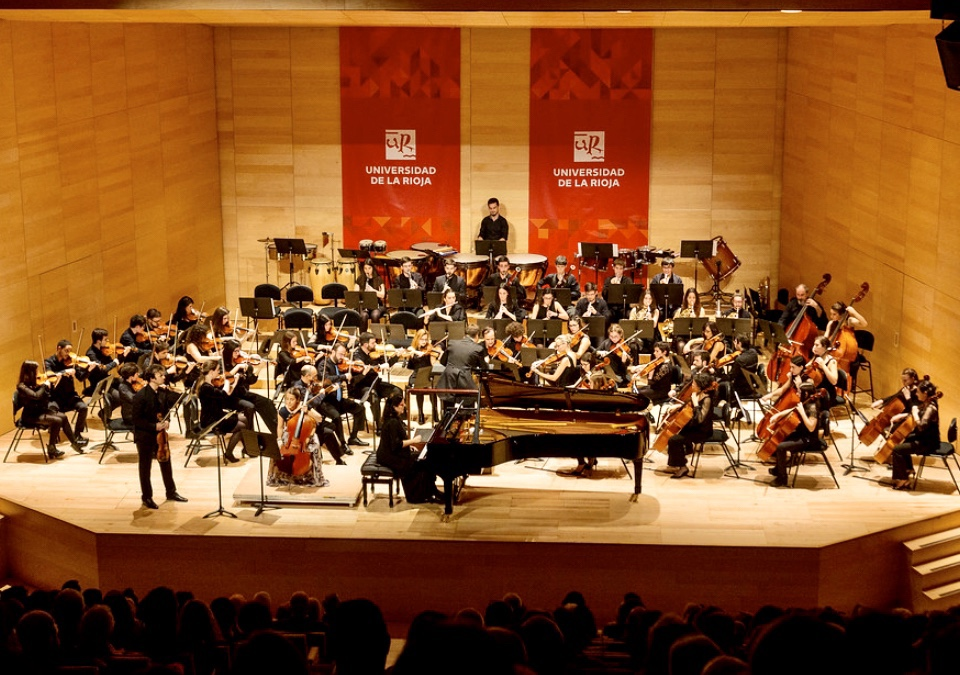 Photo of La Joven Orquesta de la UR y Orquesta Promesas actuarán en Riojaforum
