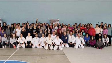 Photo of La AEGC, de la mano del banco de alimento, organiza un curso de defensa personal femenina