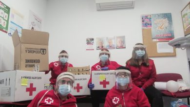 Photo of CORONAVIRUS EN LA RIOJA: La calagurritana Genergy dona 25 pantallas protectoras a Cruz Roja