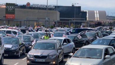 Photo of VÍDEO: Así se ha iniciado la manifestación a favor de la concertada en La Rioja